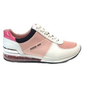 Michael Kors NWOT Pink Sneakers